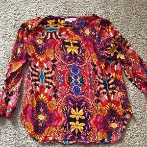 LOFT Silk Blouse - wore once